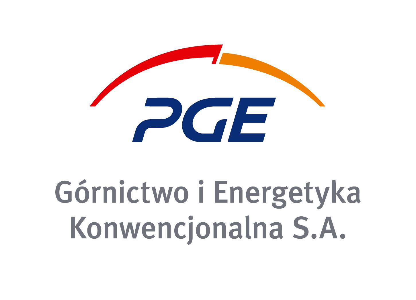 logo PGE GiEK SA pion RGB