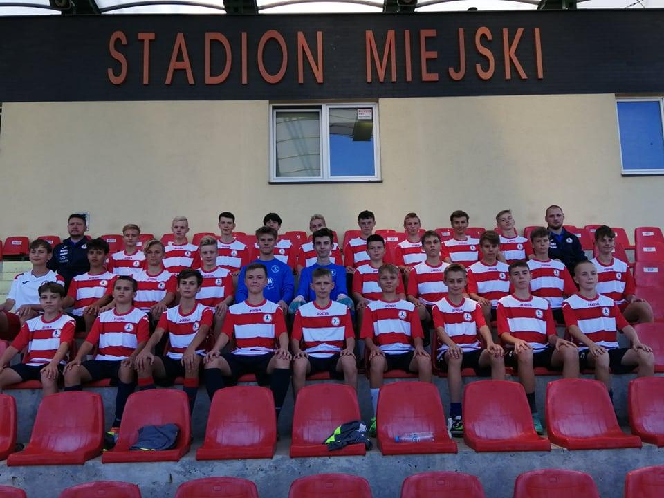 ukspiotrcovia zdjęcie drużynowe