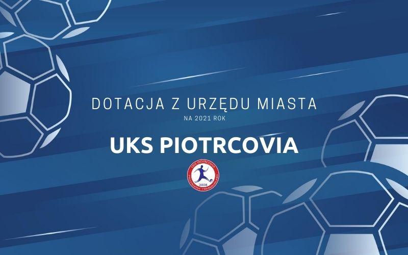 Dotacja z Urzędu Miasta Piotrkowa w 2021 roku